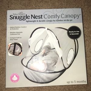 Other - Snuggle nest canopy